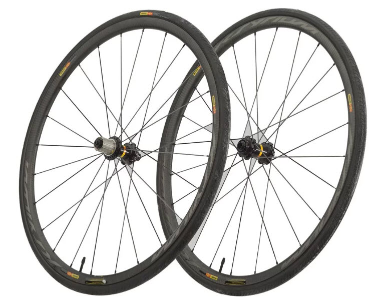 Top Seller: MAVIC KSYRIUM PRO CARBON SL DISC TUBULAR - Save 62%!