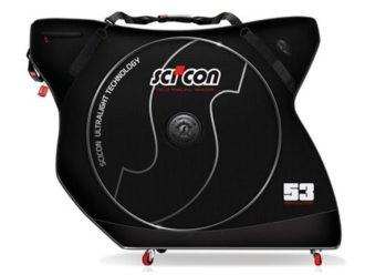 Top Seller: SCICON - AeroComfort PLUS 2.0 TSA Soft Bicycle Case - Save over $100 !!!